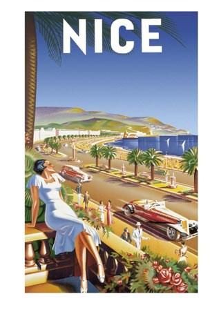 Nice, France - E. d'Hey