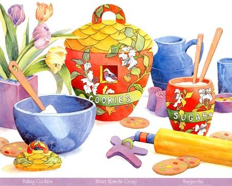 Baking Cookies - Henry Howells Group