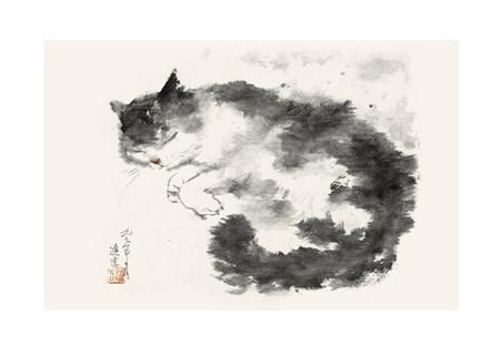 Oriental Cat II - Dehong Chen