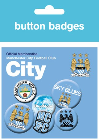 The Sky Blues - Manchester City Football Club