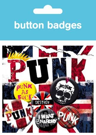 I Want Anarchy - Punks