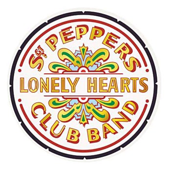 Sgt Pepper's Lonely Hearts Club Band - The Beatles