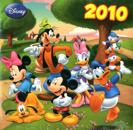 Disney Cartoon Capers - Cartoon Fun with Mickey Mouse and his Pals!