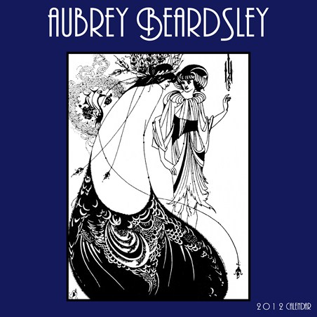Intricate Illustrations - Aubrey Beardsley