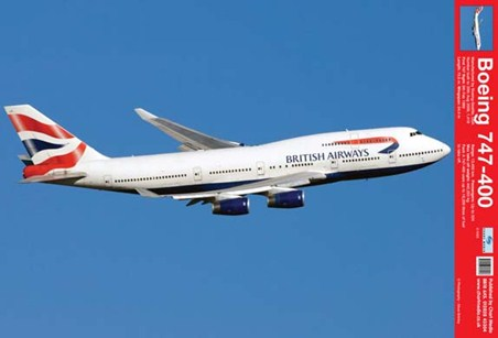 Boeing 747-400 - Jumbo Jet