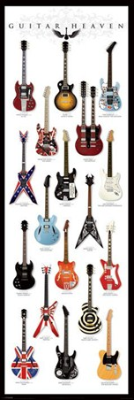 Guitar Heaven - Legendary Guitars of Rock