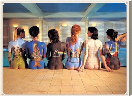 Framed Back Catalogue - Pink Floyd