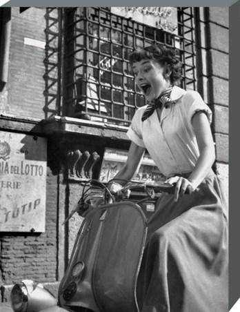 Roman Holiday - Audrey Hepburn