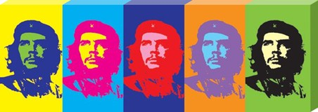 Pop Art Revolutionary - Che Guevara
