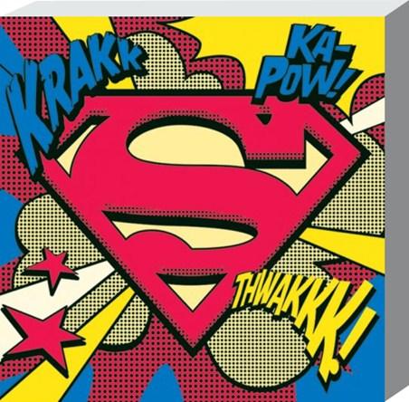 PopArt Shield - Superman