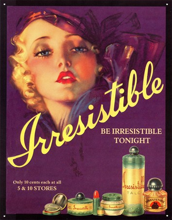 Be Irresistible Tonight - Irresistable Beauty