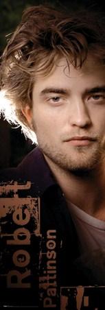 Studio Image - Robert Pattinson