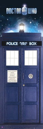 It's Bigger on the Inside - The Tardis - Doctor Who