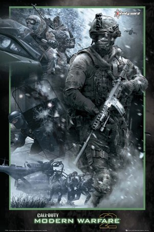 Call of Duty Collage - Modern Warfare 2
