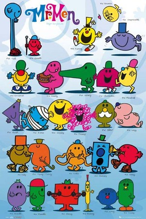 Everyone's Favourite Mr Men - Mr Men