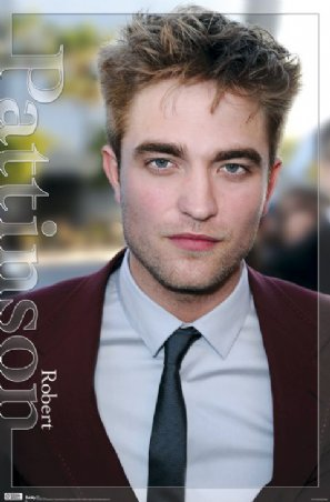 Sultry Star of Eclipse - Robert Pattinson