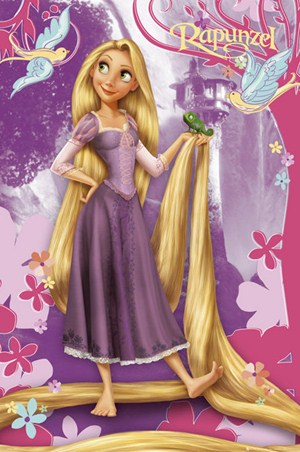 Rapunzel - Disney's Tangled