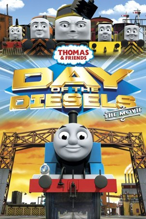Day of the Diesels - Thomas the Tank Engine and Friends