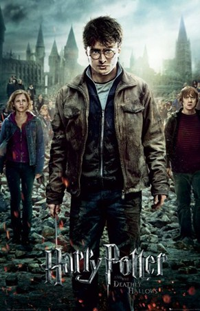 The End is Coming! - Harry Potter and the Deathly Hallows