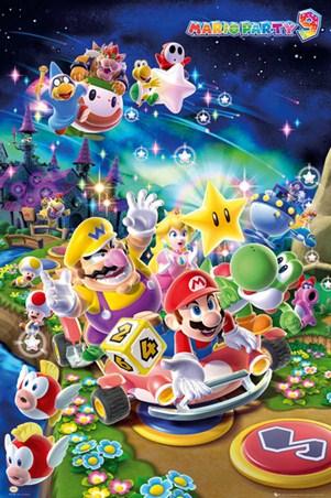 Mario Party 9 - Super Mario
