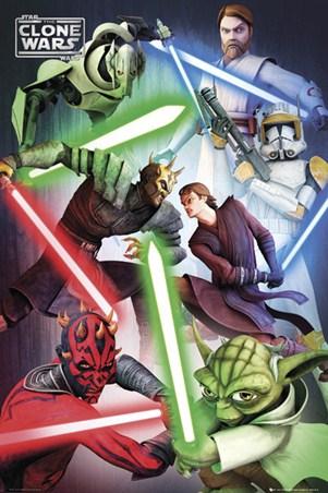 Good Vs Evil - Clone Wars