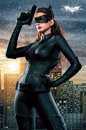 Anne Hathaway is Catwoman - Batman:The Dark Knight Rises