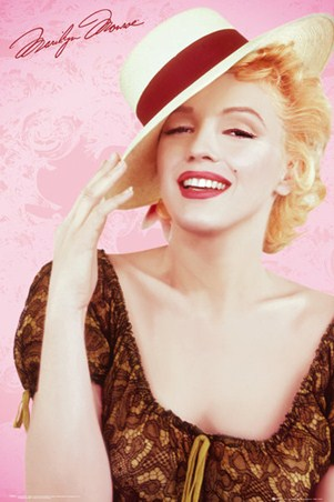 A Very Stylish Icon - Marilyn Monroe