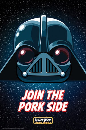Join the Pork Side - Angry Birds: Star Wars