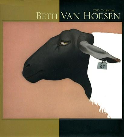 Albert's Poppies & Other Contemporary Works of Art - Beth Van Hoesen