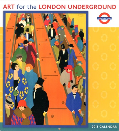 Art for The London Underground - London Transport Museum