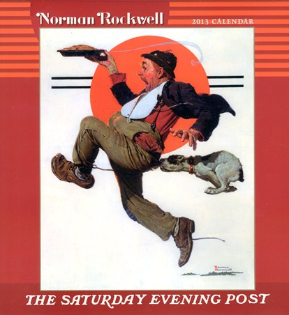 The Saturday Evening Post - Norman Rockwell