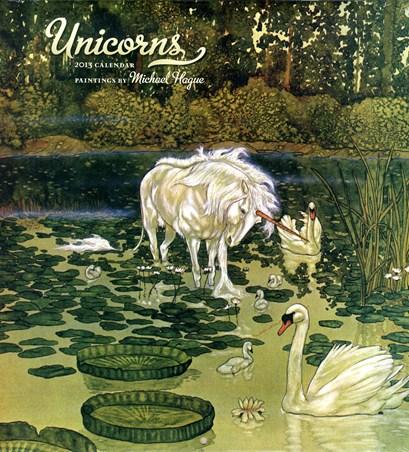 Unicorns - Michael Hague