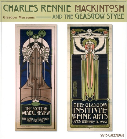 The Glasgow Style - Charles Rennie Mackintosh