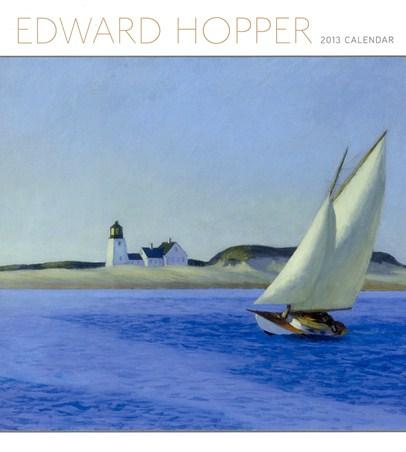 Scenes of New York & New England - Edward Hopper