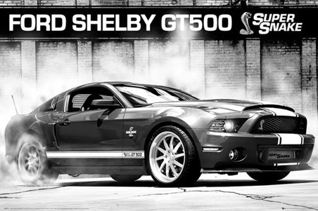 GT 500 Supersnake - Ford Shelby