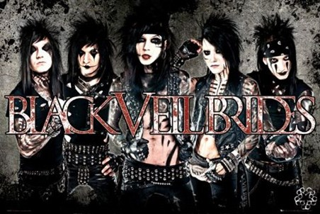 Black Veil Brides - Glam Rock