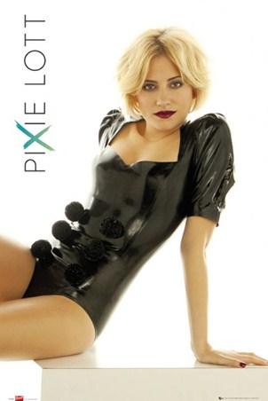 Luscious in Leather - Pixie Lott