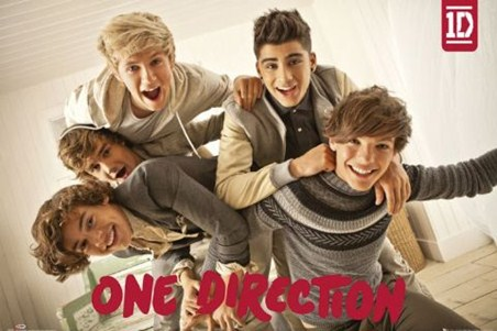 Pile On! - One Direction