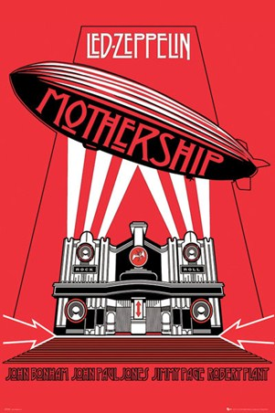 The Mothership - Led Zeppelin