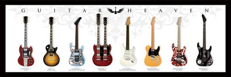 Guitar Heaven - Legendary Guitars