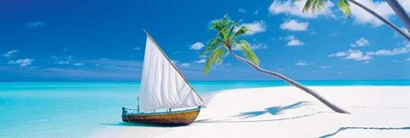A Boat In Paradise - Paradise Found
