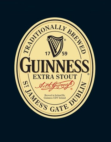 Traditionally Brewed In Dublin - Guinness