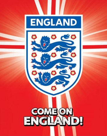 Come on England! - International Football