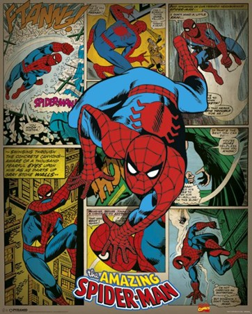 Comic Book Crusader, The Amazing Spider-Man