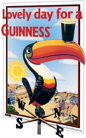 A Lovely Day for Guinness - Guinness