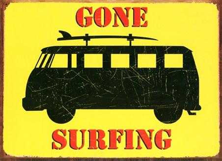 Gone Surfing - Surfing