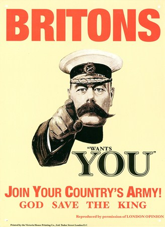 Join Your Country's Army - Britons