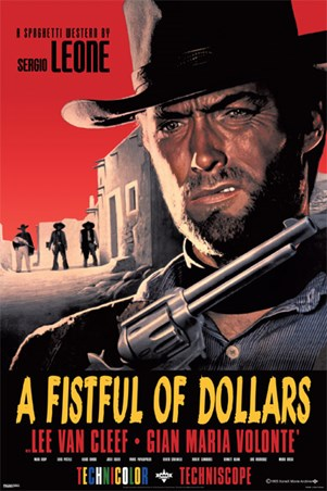 Sergio Leone Classic - A Fistful of Dollars