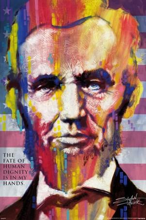Abraham Lincoln - Stephen Fishwick