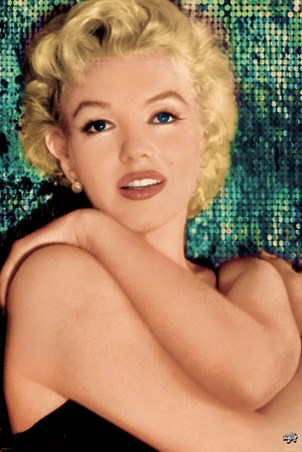 Unspoilt Beauty - Marilyn Monroe